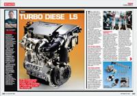 Turbo Diesels.
